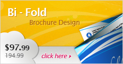 Bi-Fold Brochure-Design