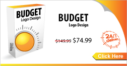 Click here to Budget Logo Design Package