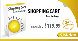 Click here to Shopping Cart Gold Packages
