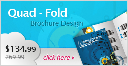 Quad-Fold-Brochure Design